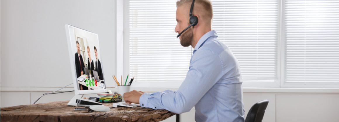 Op afstand begeleiden we het gebruik van Teams in je bedrijf